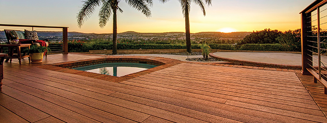 Timbertech 174 Decking Capped Composite