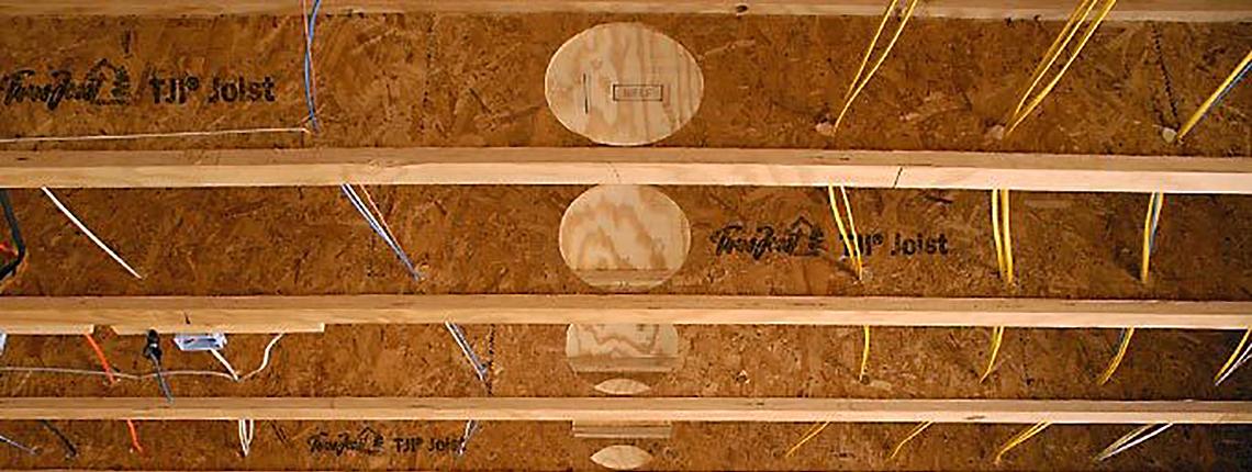 Weyerhaeuser Lumber Tji 174 Joists